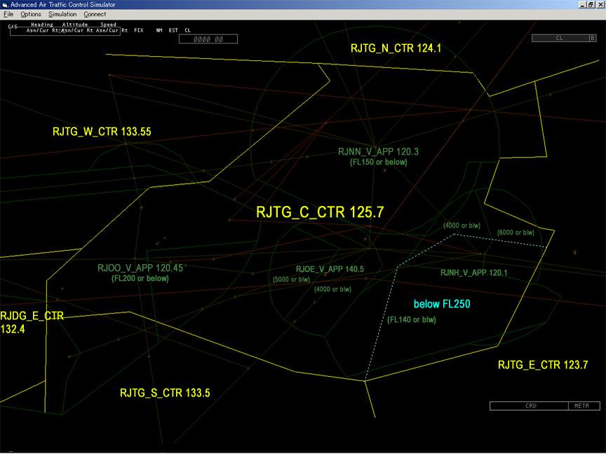 航空路管制 - 航空無線Handbook